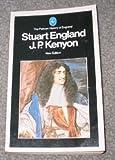 Stuart England, J. P. Kenyon, 0140225528