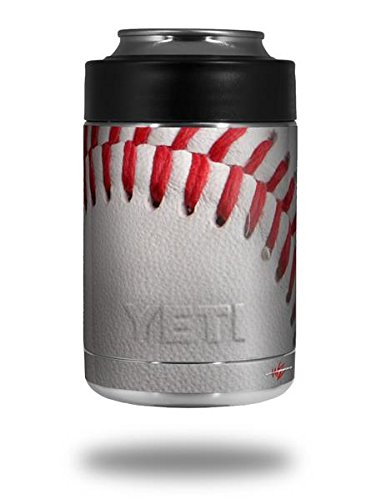 8acf4dc7bfc Amazon.com: Baseball - Decal Style Skin Wrap fits Yeti Rambler Colster and  RTIC Can (COOLER NOT INCLUDED): Automotive