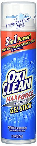 Laundry Stain Stick - OxiClean Gel Sticks - 6.2 oz - 2 pk