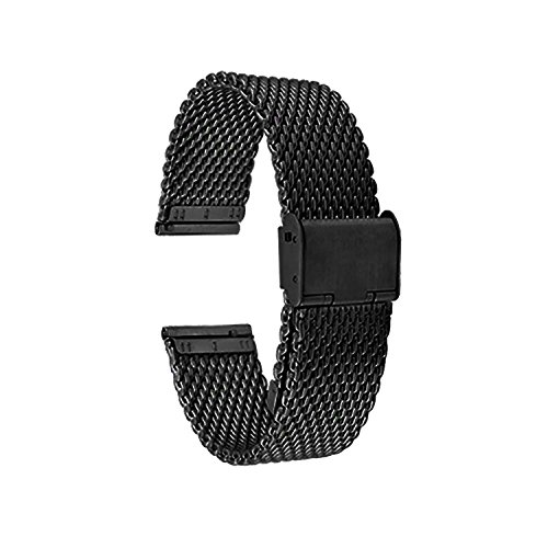 Nogis Stainless Watchband Pebble Release