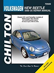 Chilton Volkswagen New Beetle (98 - 00) Repair Manual (70500)