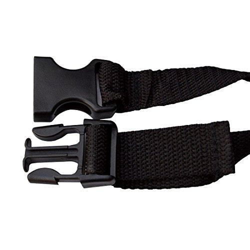 Onlyfire Waterproof Roof Cargo Carrier Bag, Black (11 Cubic Feet) by onlyfire (Image #2)