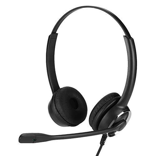 [해외]Sanpyl Noise Cancelling USB Call Center Headphones for Gaming Skype and MusicWorks for PC and Laptop Very Durable and Reliable / Sanpyl Noise Cancelling USB Call Center Headphones for Gaming Skype and MusicWorks for PC and Laptop V...