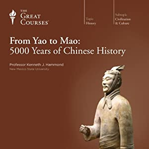 From Yao to Mao: 5000 Years of Chinese History Vortrag