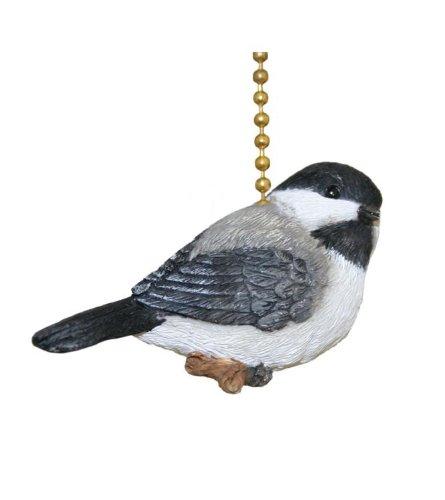 Clementine Designs Chickadee Little Bird Birdie Fan Light Pu