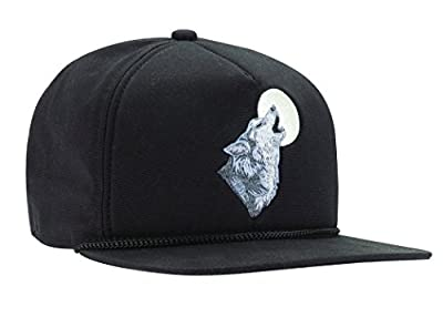 Coal Men's the Lore Hat Foam Front Adjustable Snapback Cap from Coal Young Men's