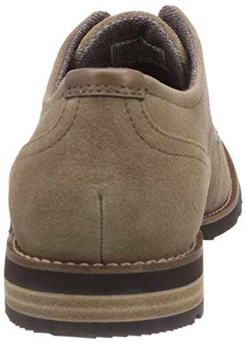 Lh2 Oxford Beige Homme New Plaintoe Rockport Vicuna Derby wgdfgE