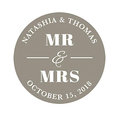 amazon com mr and mrs stickers personalized wedding save the date