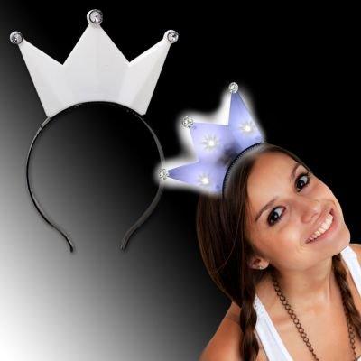 - Windy City Novelties LED Crown Headband