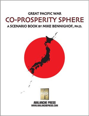 APL: Co-Prosperity Sphere Scenario Booklet for the Great Pacific War Board Game