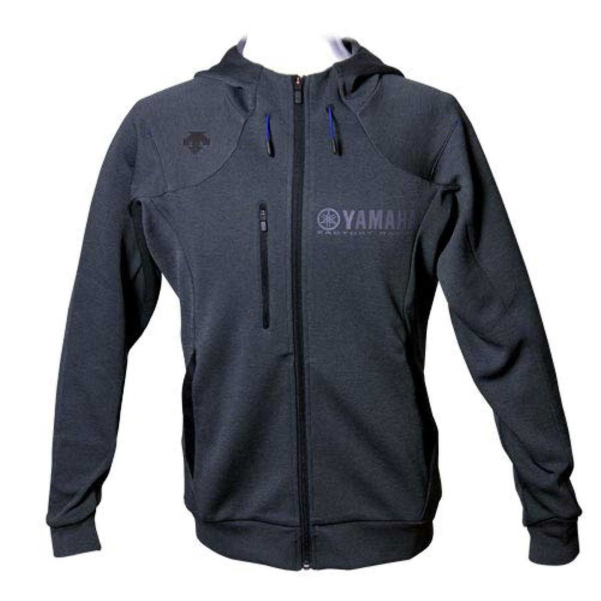 [해외] 야마하X데상트 레이싱 스웨터 재킷 2색상