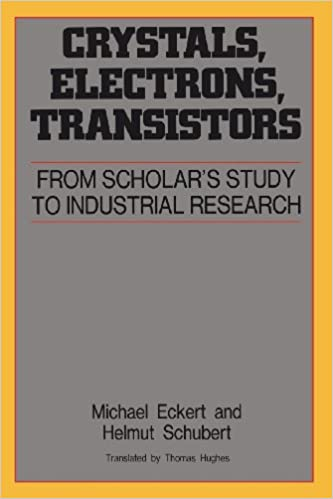 Crystals, Electrons, Transistors (Aip Translation Series)