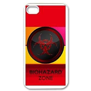iPhone 4,4S Phone Case Biohazard BU94903