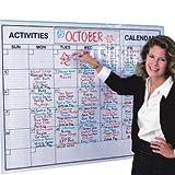 Laminated Jumbo Wall Calendar