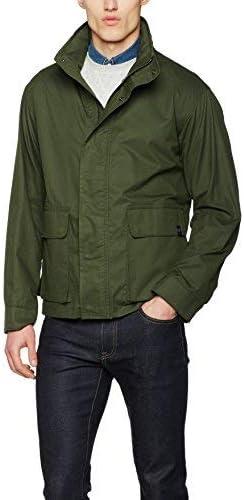 Gloverall Concealed Hood Jacket Abrigo para Hombre