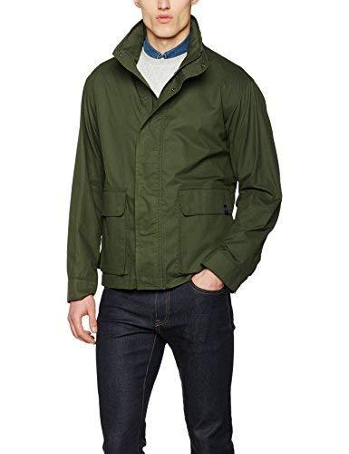 Gloverall Concealed Hood Jacket, Abrigo para Hombre