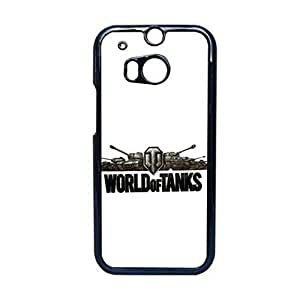 Custom Phone Cases For Girls For M8 Htc Design With The World Of Tank Choose Design 5