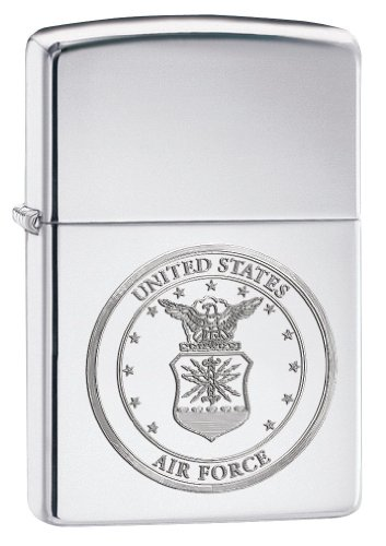 Zippo Air Force Lighters