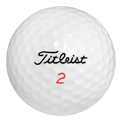 120 Titleist DT Solo - Near Mint (AAAA) Grade - Recycled (Used) Golf Balls by Titleist (Image #1)