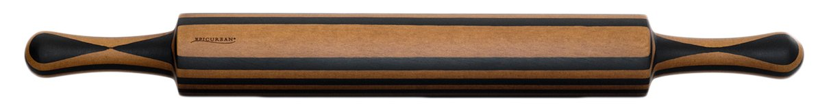 Epicurean Rolling Pin with Handles, 20-Inch by 2-Inch Diameter, Nutmeg/Slate by Epicurean