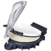 Revel CTM610 Tortilla Flatbread Maker, 10-Inch, Silver