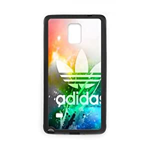 The logo of Adidas for SamSung Galaxy Note4 Black Case Hardcore-3