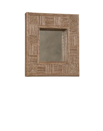 Mosaic Cocostick Rectangular - Stick Natural Frame Coco