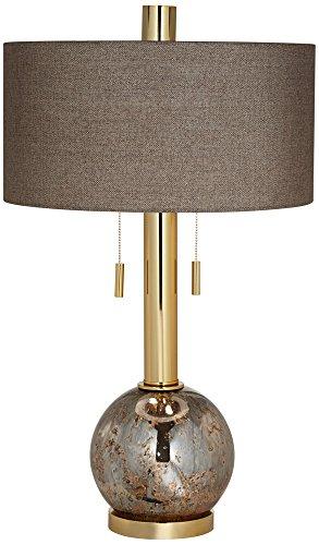 Mercury Nickel Table Lamp - 7