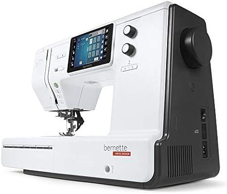 Bernette B77 - Máquina de coser (con pantalla táctil de colores y ...