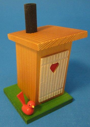 Amazon com: Dregano Mini Little Outhouse Smoker Made in