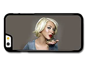 AMAF ? Accessories Christina Aguilera Sending Kisses Photoshoot case for iPhone 6