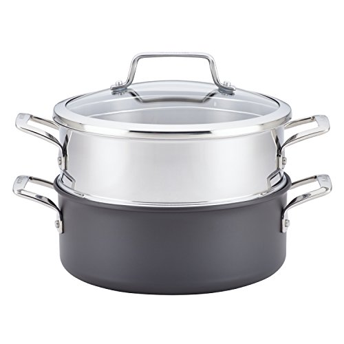 Anolon® Authority™ Hard-Anodized Nonstick Covered