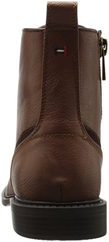 Tommy Hilfiger Men's Salisbury Chukka Boot, Brown, 13 M US