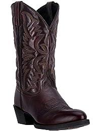 Mens Birchwood Round Toe Boots