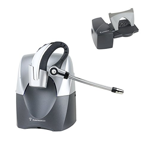 Plantronics CS70n Wireless Office Headset System With Lifter (Certified Refurbished)