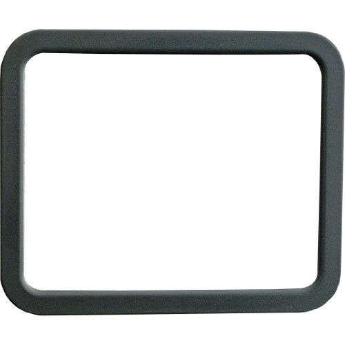 Officemate Verticalmate Mirror, Slate Gray (29112)