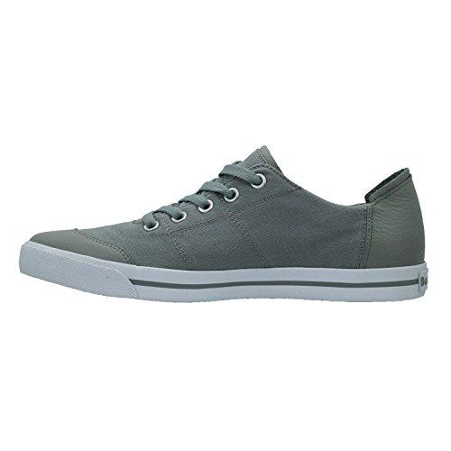 Sneaker Bassa Grigia Da Uomo Grigio Burnetie