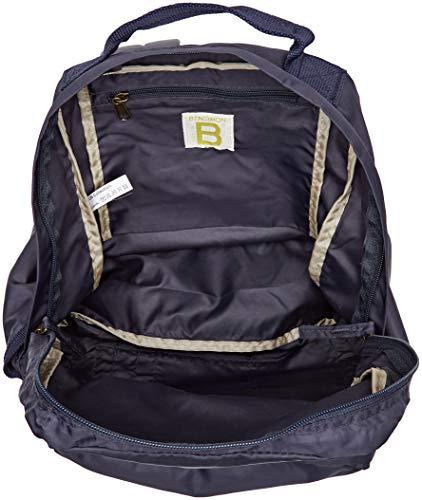 12x39x30 w Bensimon Blu L Cm marine Donna Backpack A X H Borse Tracolla wTq0O