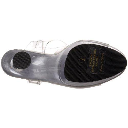 Pleaser SWEET-408 Clr/Clr Size UK 8 EU 41