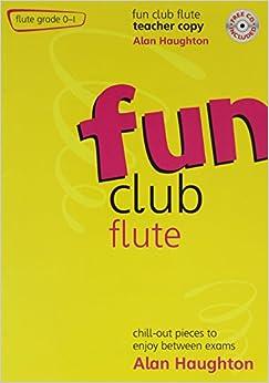 Fun Club Flute Grades 01 Teacher Copy