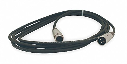Speco MCA10 10' High Performance Microphone Cable