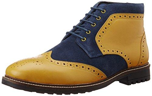 Bata Men's Chuck Leather Boots