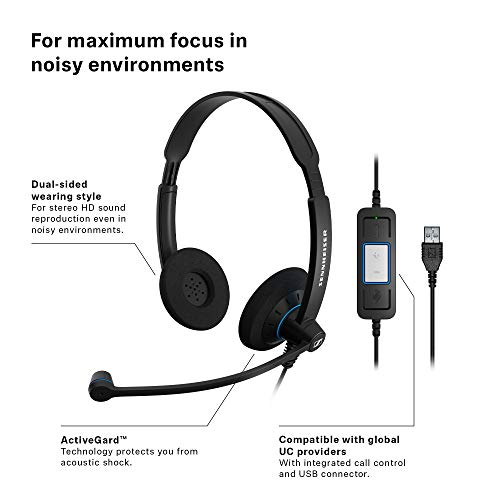 Buy usb headset for voip