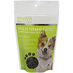 Tomlyn Multi-Vitamin Chews for Small Dogs 30ct
