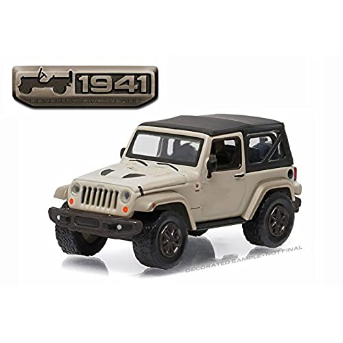 Jeep Lancaster: Jeep Wrangler Model: Amazon.com