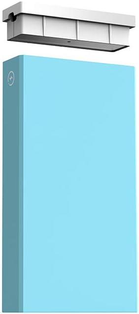 ShangSky Lámpara de desinfección UV, lámpara germicida ultravioleta integrada con protector de luz, tasa antibacteriana 99%, desinfectante portátil para botella de vajilla de mascarilla