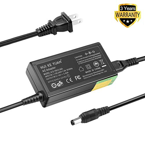 TFDirect 19V AC DC Adapter for Harman Kardon Onyx Studio 4 3 2 1 Wireless Bluetooth Speaker Replacement Switching Power Supply Cord Cable Charger Adaptor