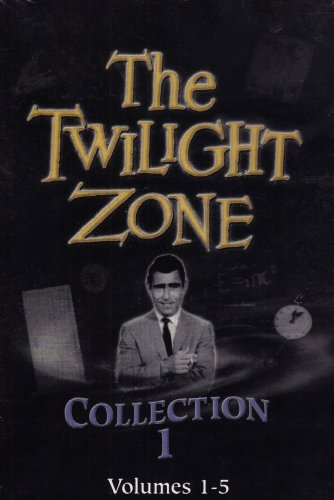 The Twilight Zone Collection 1 (5 Disc Set)