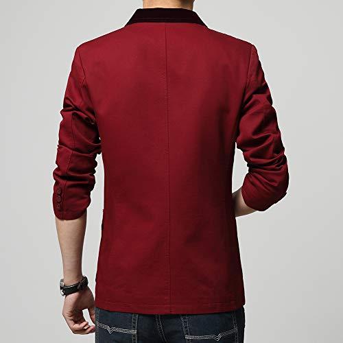 Blazer Homme Male Male Male Mage Male Blazer Homme Mage Mage Rouge Rouge Homme Mage Rouge Blazer wqwAxXBUv