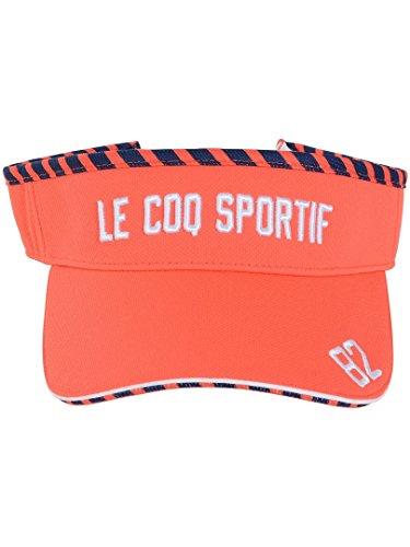(ルコックスポルティフゴルフ) le coq sportif/GOLF COLLECTION ボウシ QGCLJC61 RD00 RD00(レッド) F